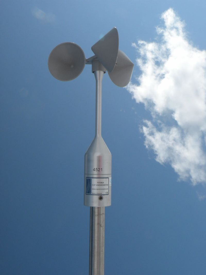P2546 - Probably the best anemometer in the world